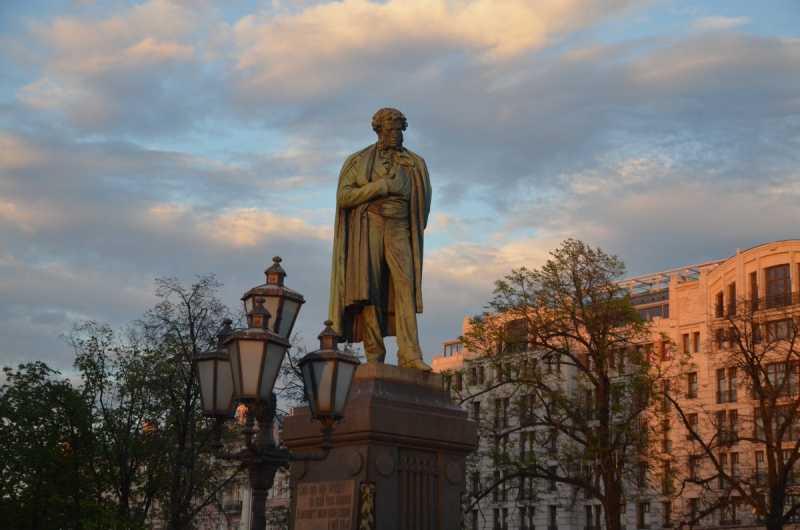 День рождения Пушкина: история знаменитого памятника поэту