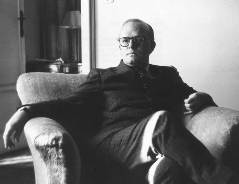Почему Трумен Капоте называл себя «горизонтальным» писателем?