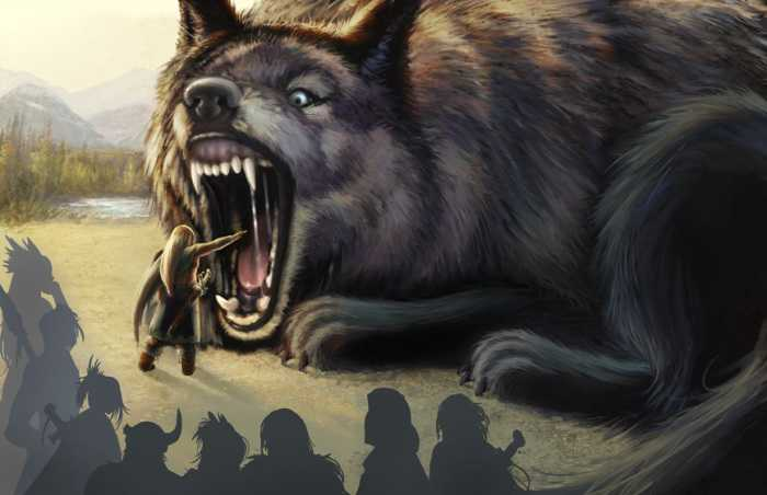 6 m - 10 самых ужасных монстров из книг: от древних мифов до современной фантастики