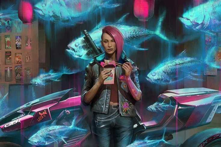Обзор Cyberpunk 2077 — до гениальности не хватило