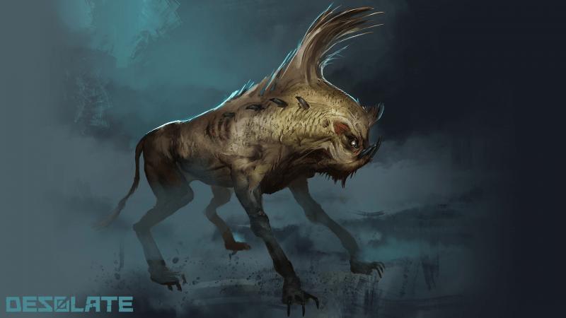 Desolate — обзор игры