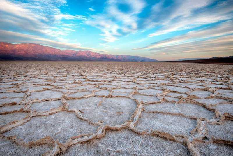 Самые жаркие места на планете