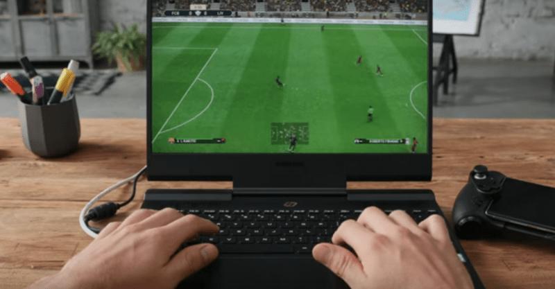Samsung показала запуск PC-игр на смартфоне