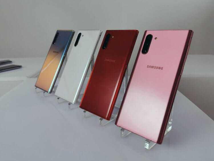 Samsung нас обманула. Galaxy Note 10 не такой, как нам обещали
