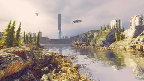 Художник показал легендарную Half-Life 2 на движке Unity