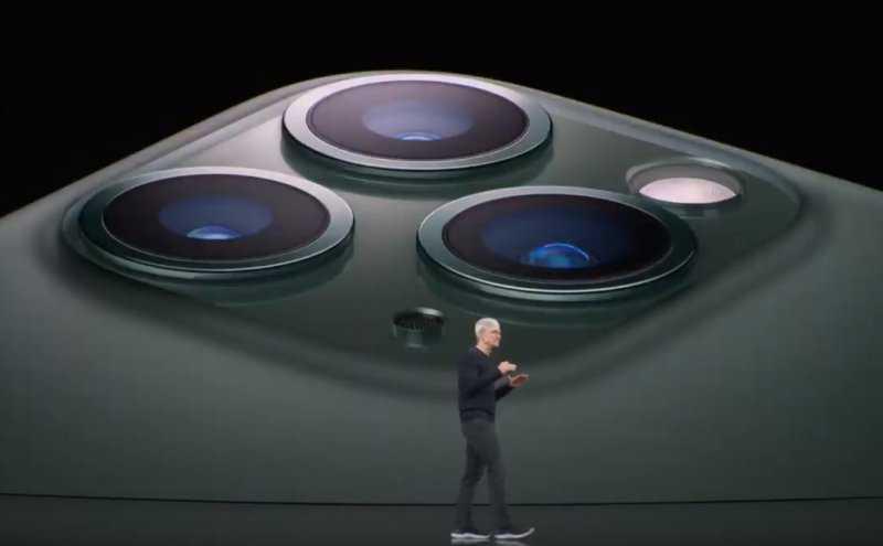 Apple показала iPhone 11 Pro