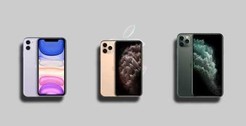 Опубликованы характеристики новых iPhone