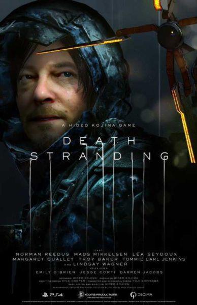 1568616575 death stranding - DEATH STRANDING продолжает удивлять