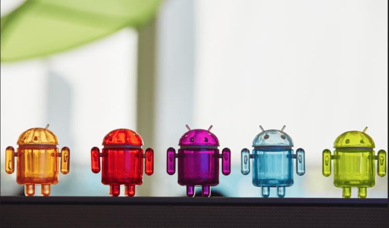 Android изменил логотип впервые за пять лет