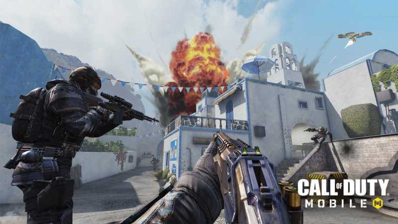 Call of Duty Mobile составит конкуренцию Fortnite и PUBG. В игре заявлен режим королевской битвы