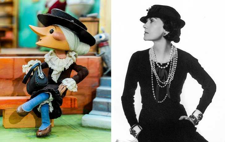 Любимые персонажи из детства, у которых были весьма колоритные прототипы