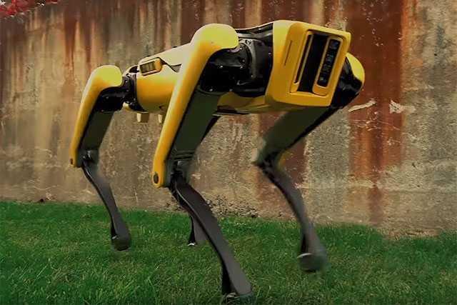 Робопёс Boston Dynamics Spot поступил в продажу