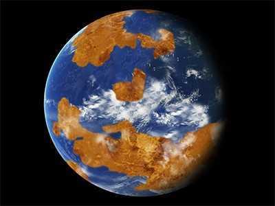 В прошлом на Венере могла существовать жизнь