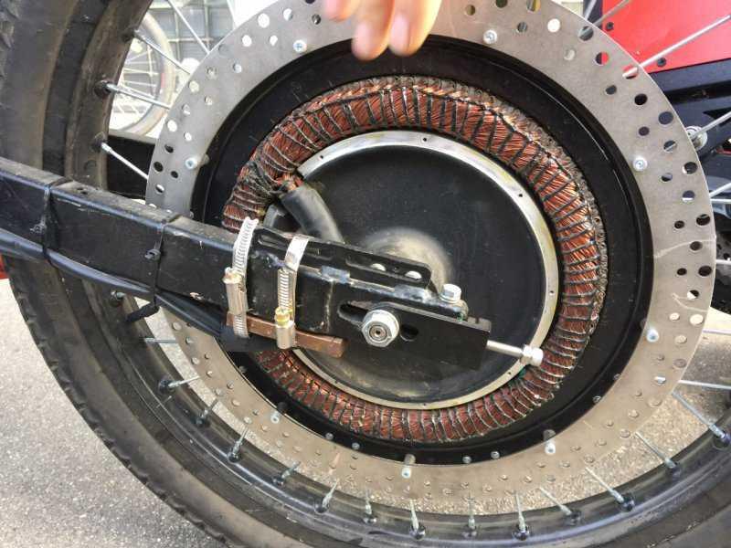 Разоблачение мотор-колеса Дуюнова