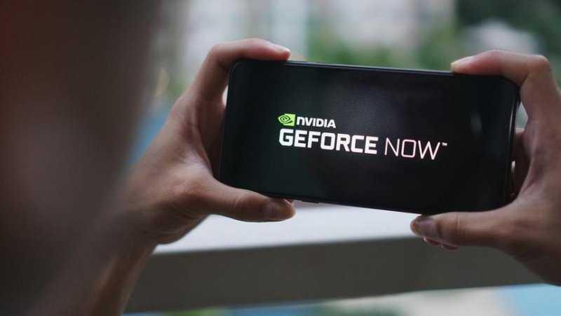 Новый сервис NVIDIA позволил запускать компьютерные игры на смартфонах