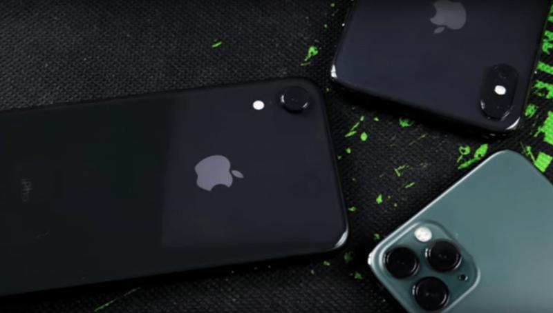 Есть ли троттлинг в новых iPhone?