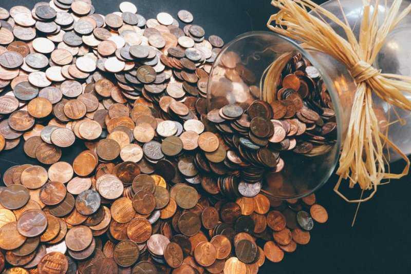 Когда появилась первая монета?
