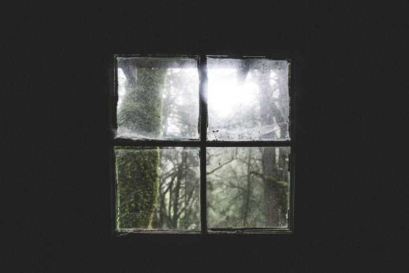 Привычка подглядывать в окна