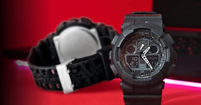 ASUS и Casio представили лимитированную серию часов ROG x G-Shock 2019 Edition
