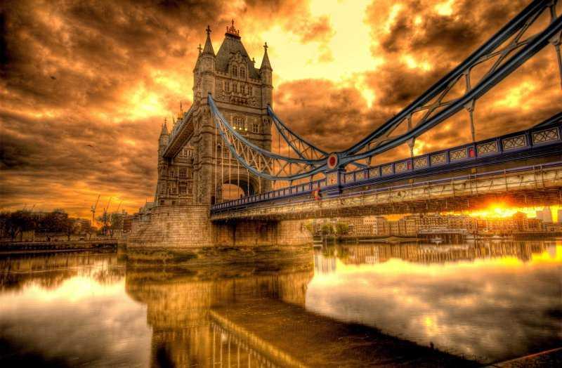 Городские легенды Лондона