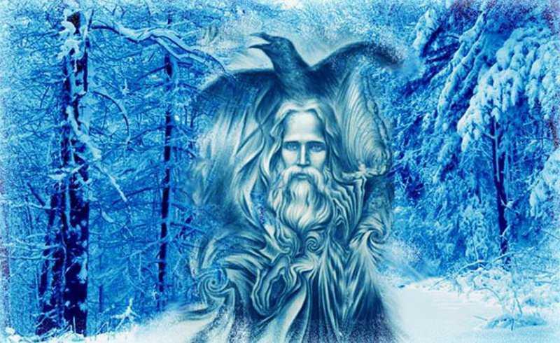 Бог Морок в славянской мифологии