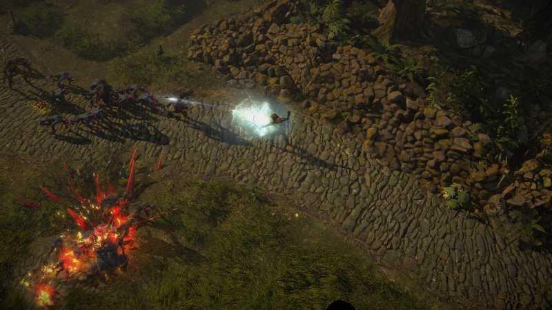 Path of Exile 2 экипировка, модели персонажей, анимации