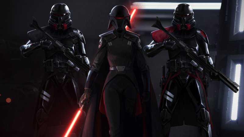 Star Wars Jedi: Fallen Order разработка игры