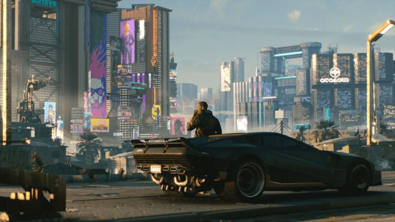 Новые подробности Cyberpunk 2077