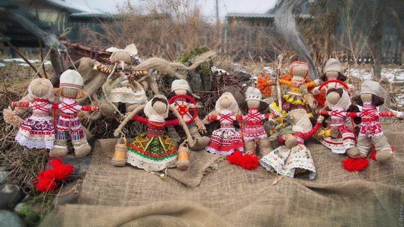 Славянские куклы-обереги (часть 2)