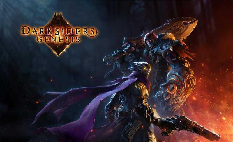 Darksiders Genesis добрался до релиза