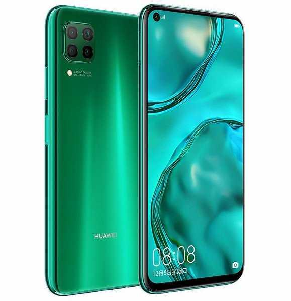 Huawei презентовала новый бюджетный смартфон Nova 6 SE