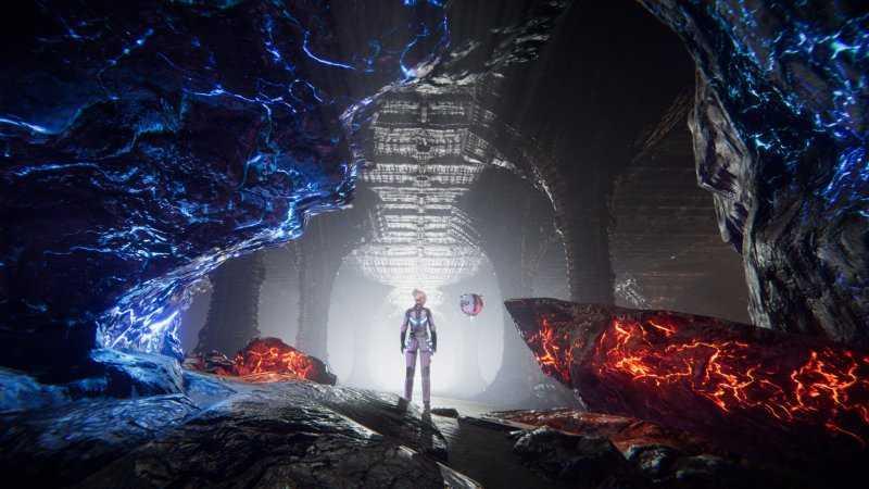 Everreach: Project Eden бюджетный Mass Effect