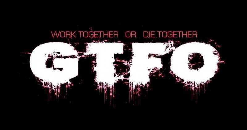 GTFO новый кооперативный хоррор