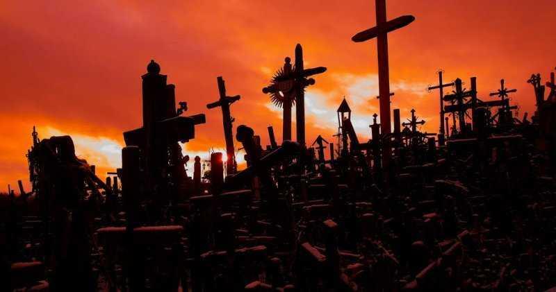 Тайны Горы Крестов