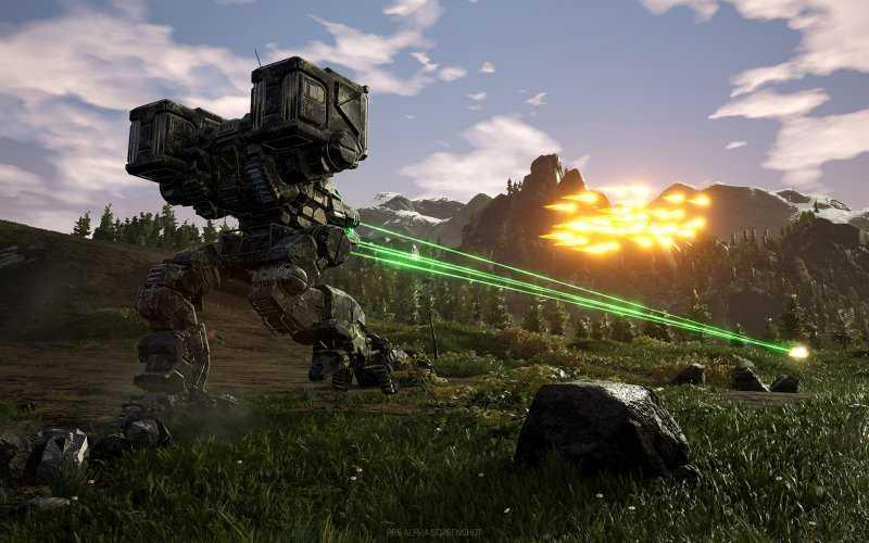 MechWarrior 5: Mercenaries очередной эксклюзив EGS