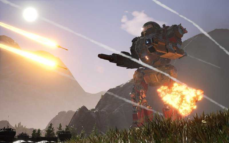 MechWarrior 5: Mercenaries вселенная Мехов BattleTech
