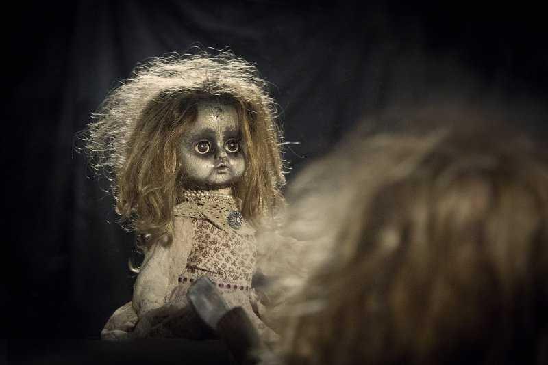 Топ-10 жутких кукол мира