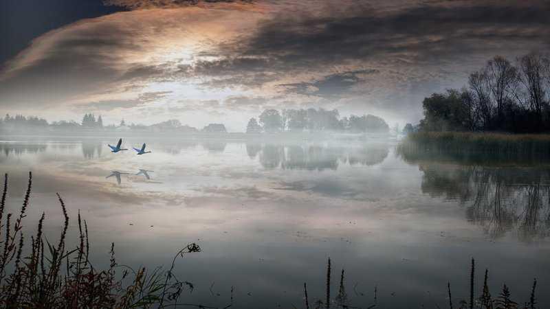 Загадки мертвых озер (часть 1)