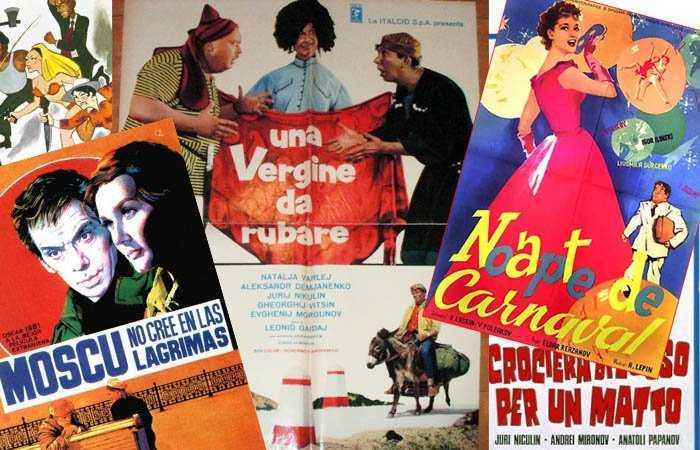 «Великий», «Бессмертный» или «Шизофреническая мешанина»: что думают иностранцы о наших культовых фильмах