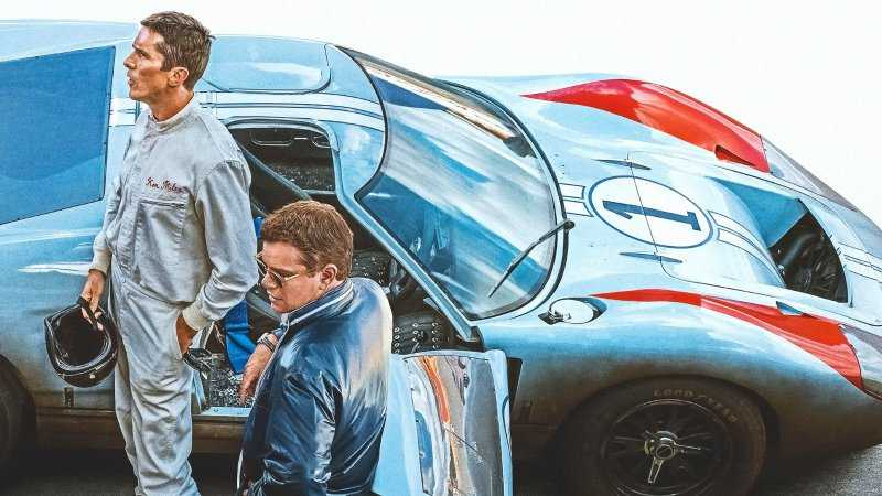 Ford против Ferrari сюжет фильма