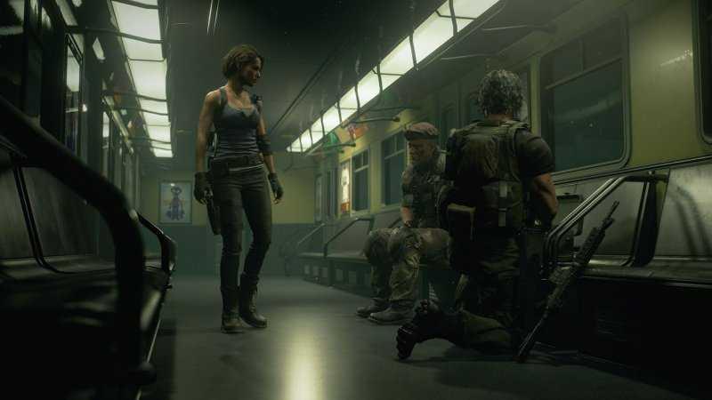 Resident Evil 3 побег из Ракун-Сити