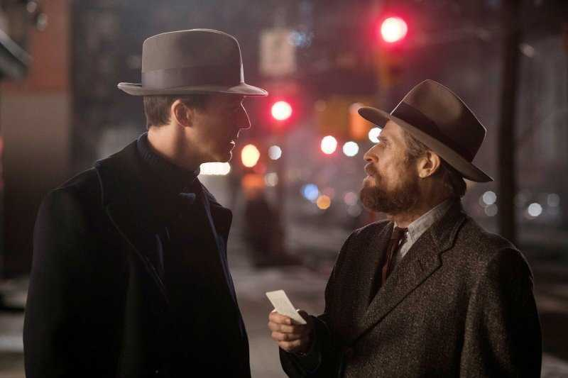 Сиротский Бруклин съемки фильма