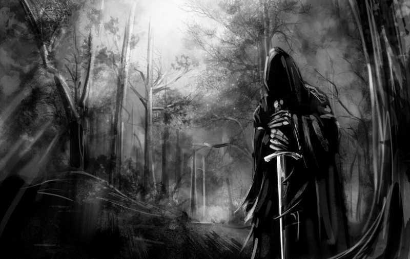 Легенды разных народов мира о призраках и духах смерти