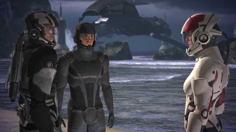 BioWare опубликовала загадочный тизер, связанный с Mass Effect