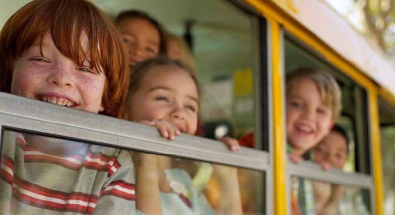 Подслушано в автобусе. Детские перлы