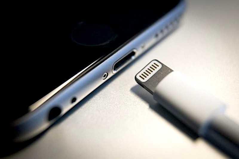 Apple всё-таки придётся отказаться от Lightning