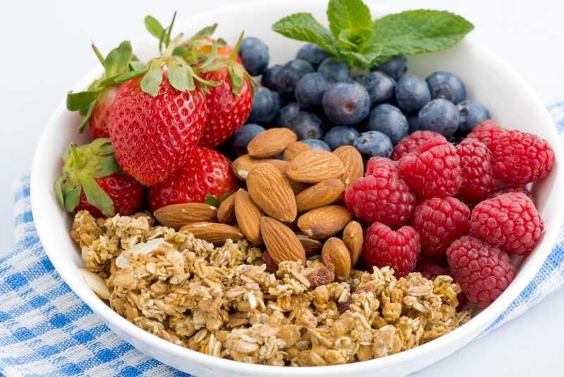 8 лучших продуктов для сохранения здоровья мозга