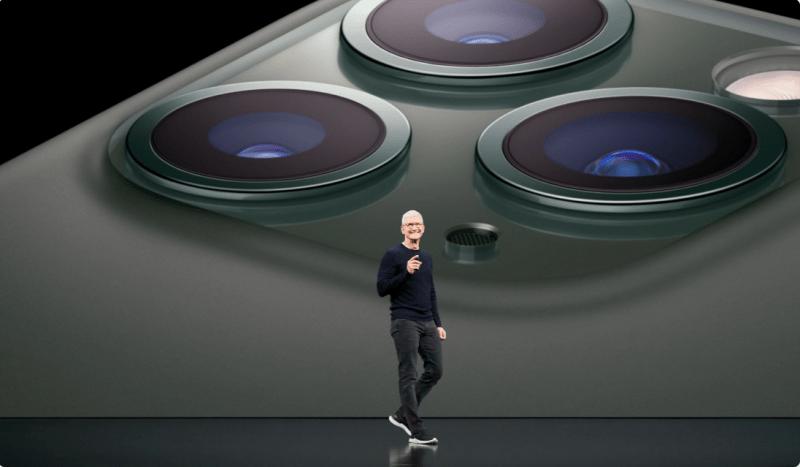 Слух: презентация Apple состоится 31 марта