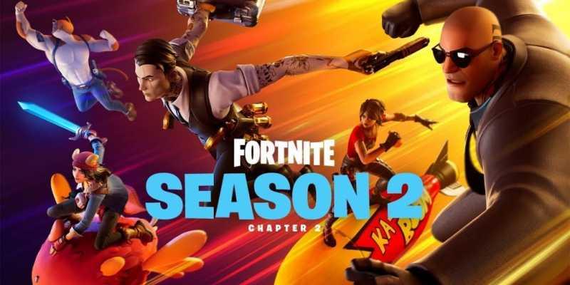 Epic Games представила вторую главу Fortnite со шпионской тематикой