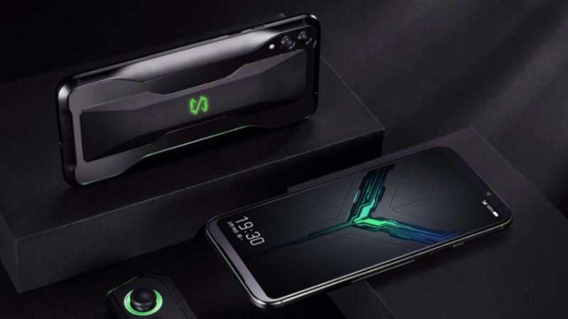 Игровой смартфон Black Shark 3 может получить батарею на 5000 мАч